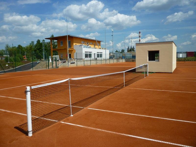 Tenis budova